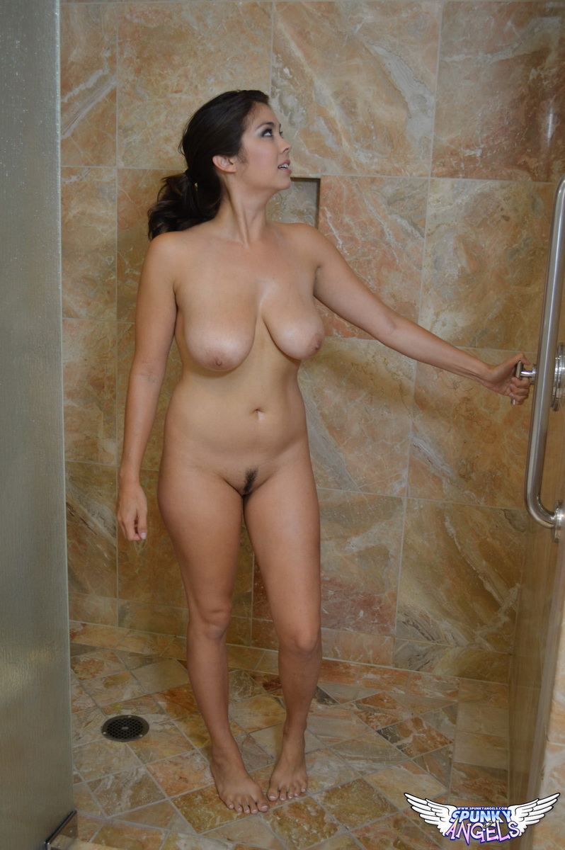 Old naked ladies in shower share your